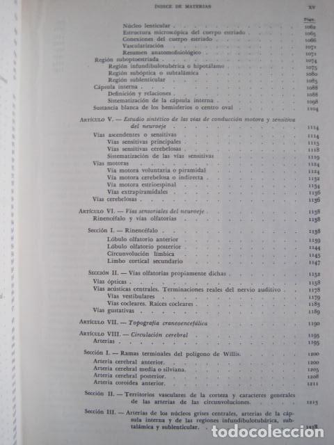 Libros de segunda mano: L. TESTUT, A. LATARJET. ANATOMÍA HUMANA. SALVAT. 4 TOMOS. PREMIO SAINTOUR. ILUSTRAN G. DEVY Y DUPRET - Foto 45 - 213995663