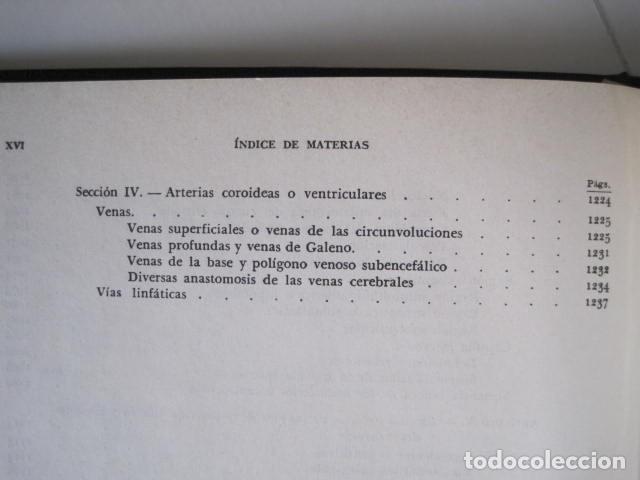 Libros de segunda mano: L. TESTUT, A. LATARJET. ANATOMÍA HUMANA. SALVAT. 4 TOMOS. PREMIO SAINTOUR. ILUSTRAN G. DEVY Y DUPRET - Foto 46 - 213995663