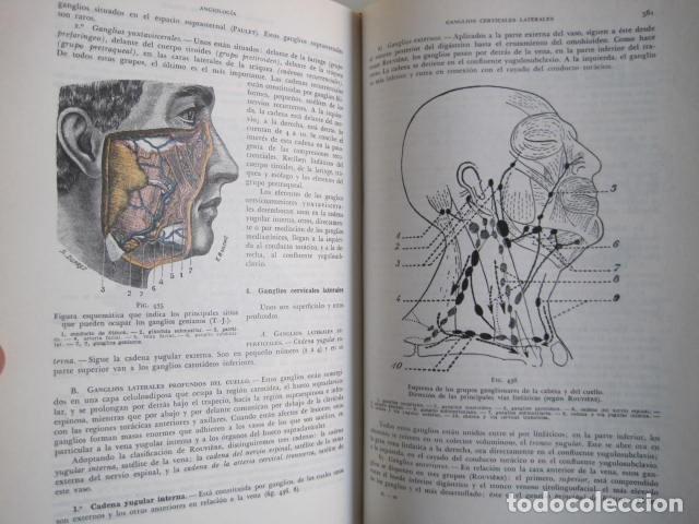 Libros de segunda mano: L. TESTUT, A. LATARJET. ANATOMÍA HUMANA. SALVAT. 4 TOMOS. PREMIO SAINTOUR. ILUSTRAN G. DEVY Y DUPRET - Foto 49 - 213995663