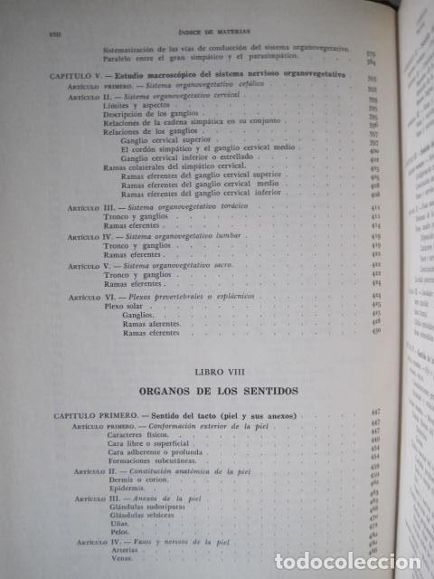 Libros de segunda mano: L. TESTUT, A. LATARJET. ANATOMÍA HUMANA. SALVAT. 4 TOMOS. PREMIO SAINTOUR. ILUSTRAN G. DEVY Y DUPRET - Foto 64 - 213995663