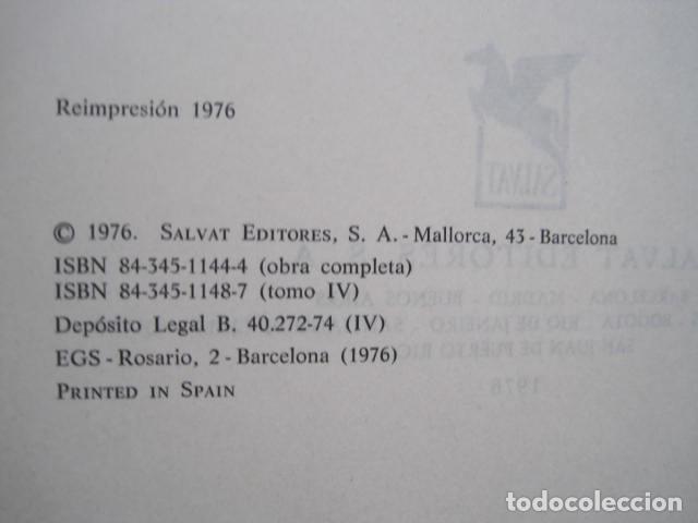 Libros de segunda mano: L. TESTUT, A. LATARJET. ANATOMÍA HUMANA. SALVAT. 4 TOMOS. PREMIO SAINTOUR. ILUSTRAN G. DEVY Y DUPRET - Foto 81 - 213995663