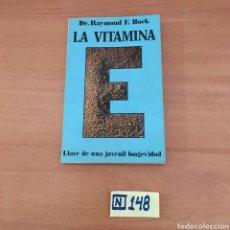Libros de segunda mano: LA VITAMINA. Lote 214148367
