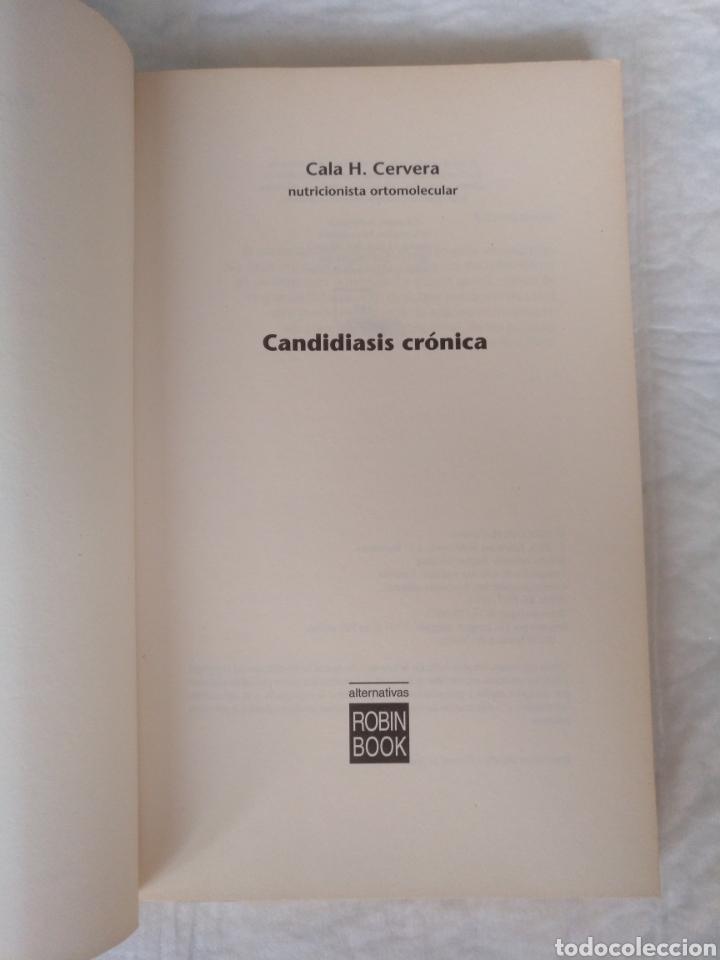 Candidiasis Crónica Cala H Cervera Ediciones Vendido En Venta Directa 214656150