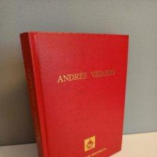 Libros de segunda mano: ANDRES VESALIO, MEDICINA-ANATOMIA / MEDICINE-ANATOMY, EDITIONS DACOSTA, 1980. Lote 214740571