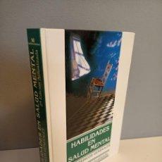 Libros de segunda mano: HABILIDADES EN SALUD MENTAL PARA MEDICOS GENERALES, MEDICINA / MEDICINE, 1996. Lote 214740958