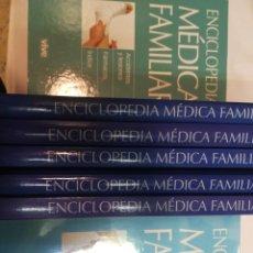 Libros de segunda mano: ENCICLOPEDIA MÉDICA FAMILIAR. 12 TOMOS S371AT. Lote 215613246
