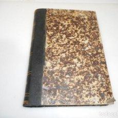 Libros de segunda mano: P. TILLAUX TRATADO DE ANATOMÍA TOPOGRÁFICA APLICADA A LA CIRUGÍA TOMO I Q2485T. Lote 216438725
