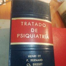 Libri di seconda mano: TRATADO DE PSIQUIATRÍA.. Lote 216618488