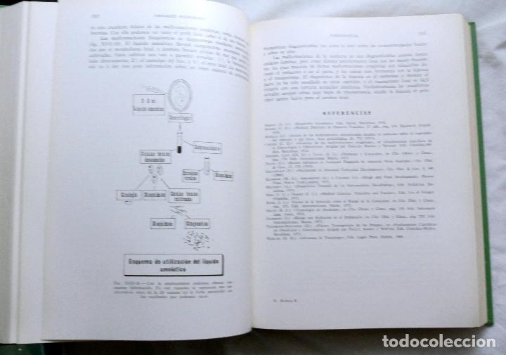 Libros de segunda mano: Libro TRATADO DE GINECOLOGIA Patología obstétrica , Tomo II, BOTELLA LUSIÁ-CLAVVERO NÚÑEZ - Foto 2 - 216684128