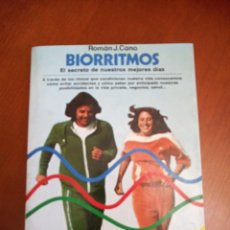 Libros de segunda mano: BIORRITMOS. EL SECRETO DE NUESTROS MEJORES DÍAS.. Lote 216876063