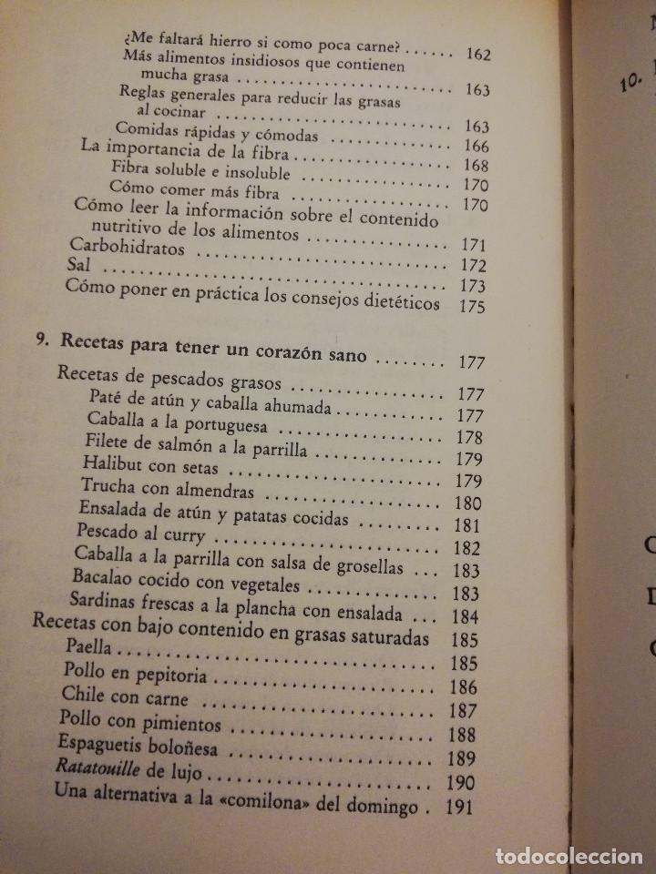 Libros de segunda mano: LA DIETA DEL ESQUIMAL (DRS. REG SAYNOR Y FRANK RYAN) - Foto 8 - 217534882