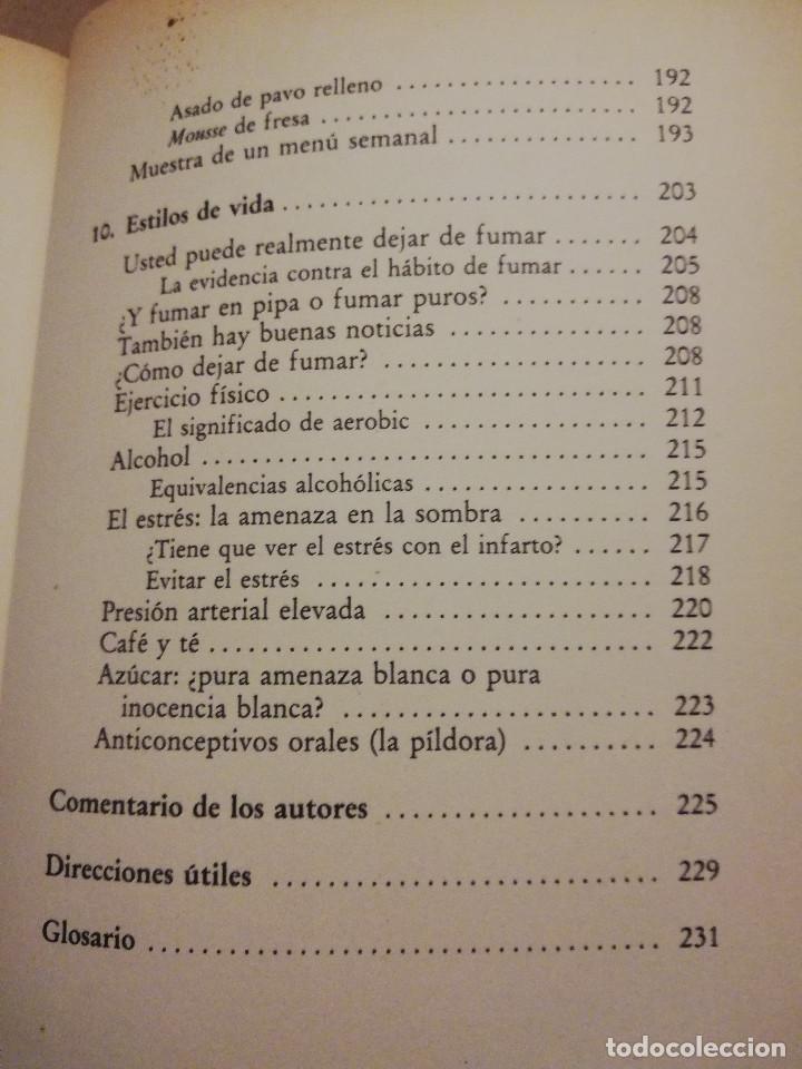 Libros de segunda mano: LA DIETA DEL ESQUIMAL (DRS. REG SAYNOR Y FRANK RYAN) - Foto 9 - 217534882