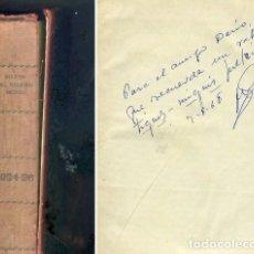 Libros de segunda mano: BOLETIN COLEGIO MEDICO DE PONTEVEDRA 1924 - 26..FIRMADO.. Lote 218865843
