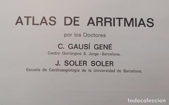 Libros de segunda mano: 4 ATLAS MEDICOS - Foto 3 - 219438315