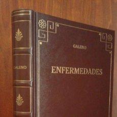 Libri di seconda mano: GALENO - ENFERMEDADES - BIBLIOTECA GREDOS 2008 Nº 131. Lote 220932362