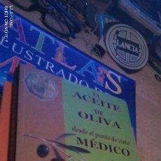 Libros de segunda mano: EL ACEITE DE OLIVA DESDE EL PUNTO DE VISTA MÉDICO - MORROS SARDA, ARTETA Y MARTINEZ DÍAZ. Lote 221518726