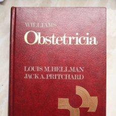 Libros de segunda mano: WILLIAMS OBSTETRICIA (HELLMAN, PRITCHARD) SALVAT-ENVÍO CERTIFICADO 7,99. Lote 221640448
