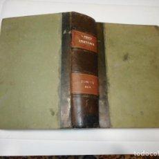 Libros de segunda mano: L. TESTUT TRATADO DE ANATOMÍA HUMANA TOMO IV Q3222T. Lote 221662770