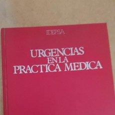 Libros de segunda mano: URGENCIAS EN LA PRACTICA MEDIA PAG.369. Lote 221710126