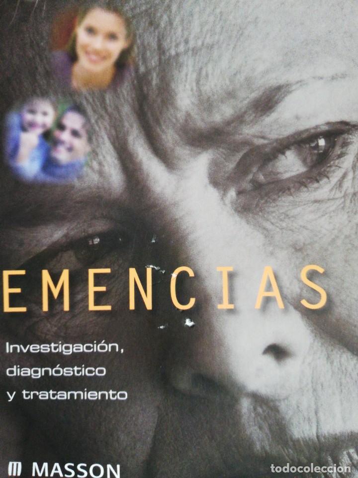 Libros de segunda mano: DEMENCIAS. INVESTIGACIÓN, DIAGNÓSTICO Y TRATAMIENTO. MYRON F. WEINER / ANNE M. LIPTON - Foto 4 - 221912791