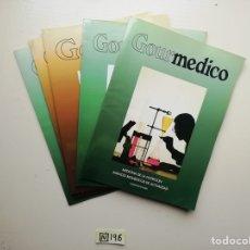 Libros de segunda mano: GOURMEDICO. Lote 222293740
