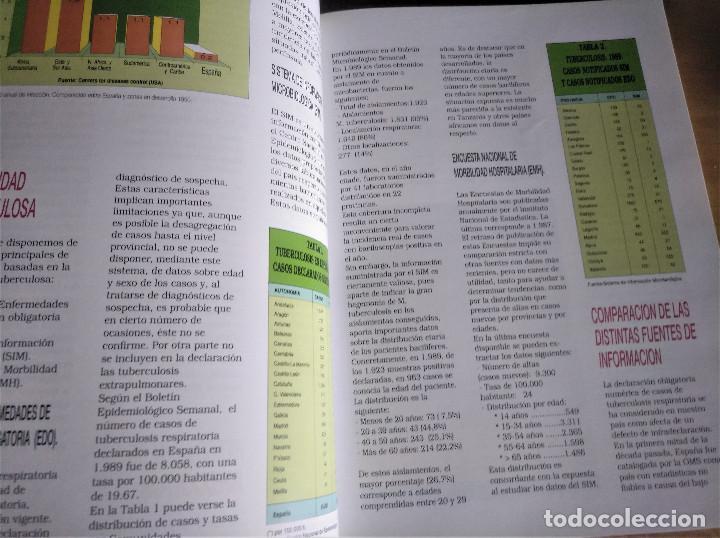 Libros de segunda mano: TUBERCULOSIS, JOSÉ A. CAMINERO LUNA - Foto 6 - 222704616