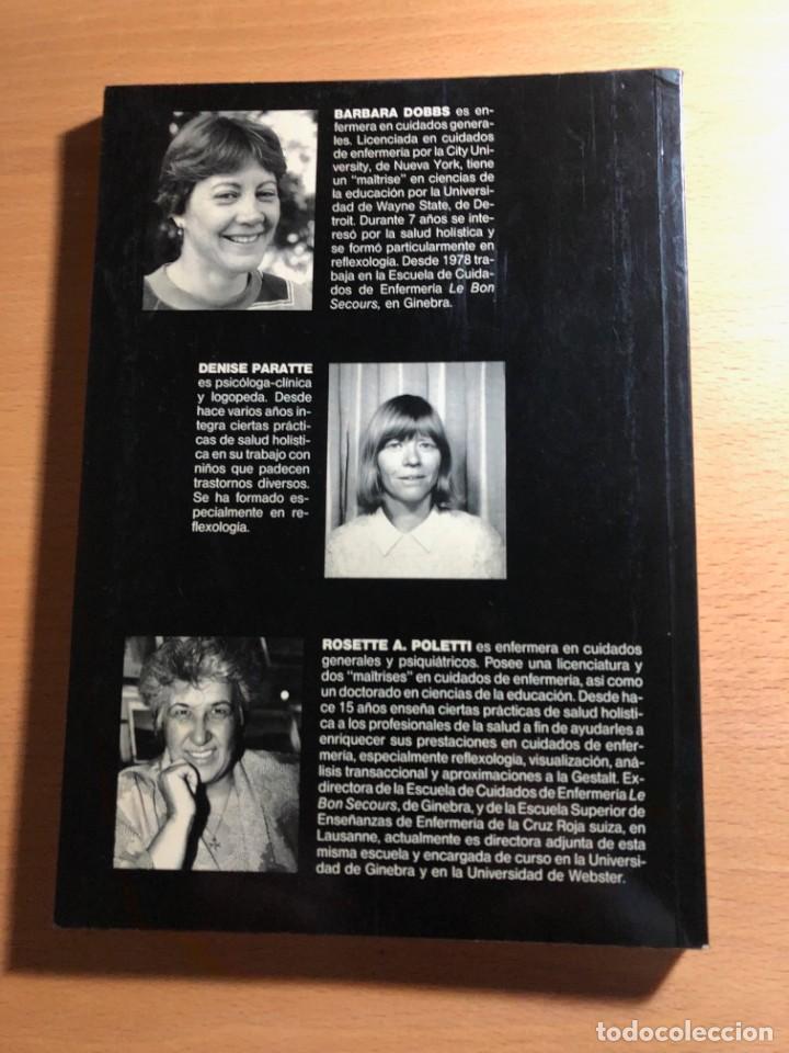Libros de segunda mano: Reflexoterapia. B. Dobbs, D. Paratte, R. Poletti. Ediciones Rol. Ilustrado. Didáctico. Descatalogado - Foto 2 - 222709550