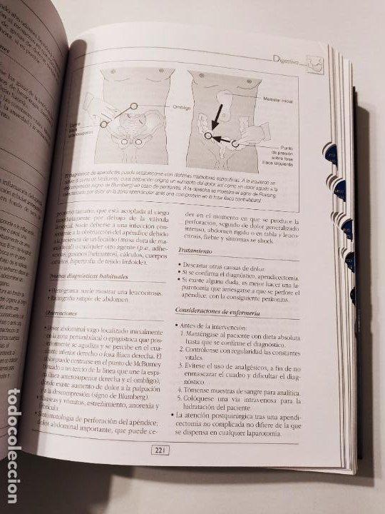 Libros de segunda mano: MANUAL DE LA ENFERMERÍA CON CD-ROM INTERACTIVO - EDITORIAL OCEANO / CENTRUM. TDK560 - Foto 3 - 222709667