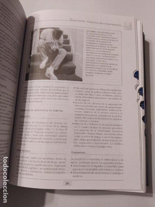 Libros de segunda mano: MANUAL DE LA ENFERMERÍA CON CD-ROM INTERACTIVO - EDITORIAL OCEANO / CENTRUM. TDK560 - Foto 4 - 222709667