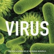 Libros de segunda mano: VIRUS UNA GUÍA ILUSTRADA DE 101 MICROBIOS INCREÍBLES - MARILYN J. ROOSSINCK - EDICIONES AKAL -. Lote 222897336