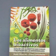 Libri di seconda mano: LOS ALIMENTOS BIOACTIVOS. K. DIRRTRICH & C. LEITZMANN. INTEGRAL. BARCELONA, 1998. PAGS: 111. Lote 223937992