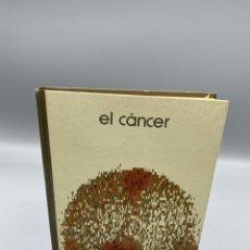 Libros de segunda mano: EL CÁNCER. SALVAT EDITORES. NAVARRA, 1974. PAGS: 142. Lote 224853647