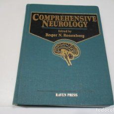 Libros de segunda mano: ROGER N. ROSENBERG COMPREHENSIVE NEUROLOGY( INGLÉS) Q3881T. Lote 225262350
