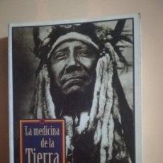 Livros em segunda mão: LA MEDICINA DE LA TIERRA. LOS CAMINOS ANCESTRALES. JAMIE SAMS. 1ªED. 1ª REIMPRESION. INTEGRAL.1996.. Lote 228556540