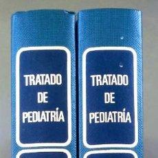 Libros de segunda mano: TRATADO DE PEDIATRÍA. 2 TOMOS. NELSON, VAUGHAN, MCKAY. SALVAT 1975.. Lote 229697095