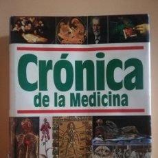 Livros em segunda mão: CRONICA DE LA MEDICINA. PLAZA & JANES. 1993.. Lote 231995075