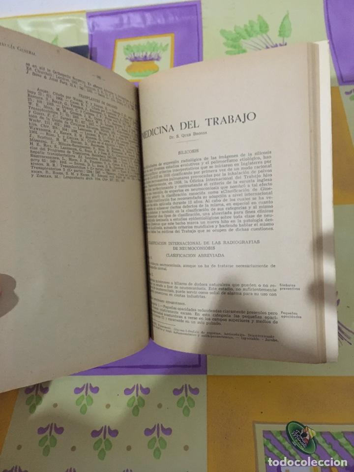Libros de segunda mano: Sintesis médica 1971 (medicina) - Foto 3 - 232069240