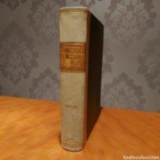 Libros de segunda mano: ACTA SESIÓN PÚBLICA INAUGURAL VARIOS AÑOS REAL ACADEMIA DE MEDICINA BARCELONA 1947 AL 1956 XX. Lote 235130750