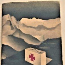 Libros de segunda mano: LIBRITO SOCORROS DE URGENCIAS - EDITA LABORATORIOS DEL NORTE DE ESPAÑA - AÑO 1946. Lote 235817940