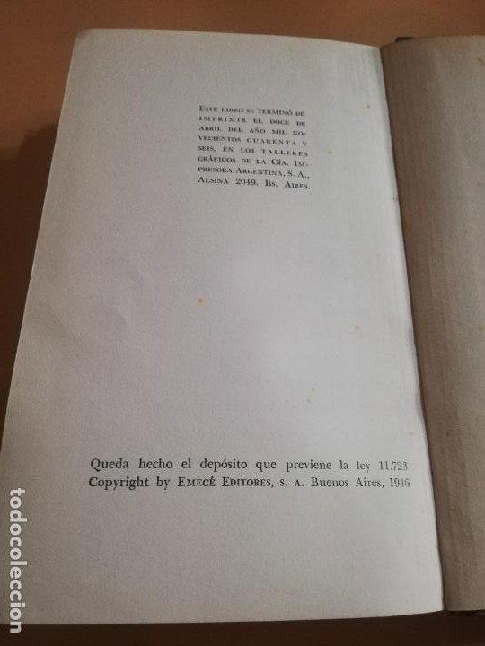 Libros de segunda mano: LA DERROTA DE LAS BACTERIAS. F. SHERWOOD TAYLOR. EMECE EDITORES.1946. - Foto 3 - 236045410
