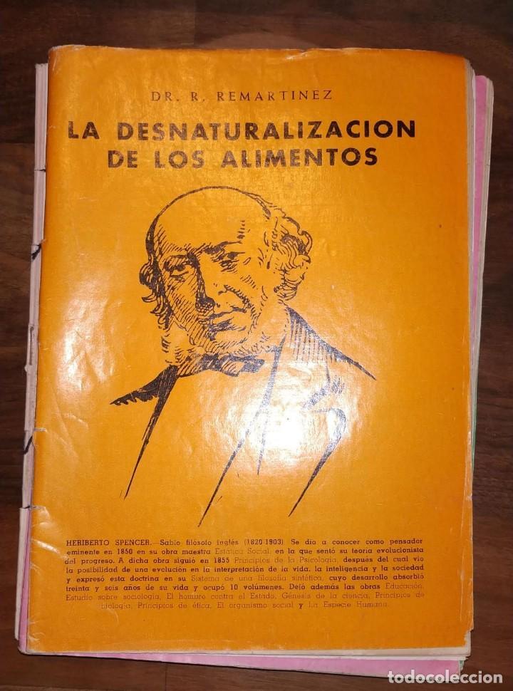 Libros de segunda mano: GRAN LOTE ENCICLOPEDIA DE LA SALUD. 60 EJEMPLARES DEL 21 AL 80. FASCICULOS DE TEMAS SANITARIOS. 1958 - Foto 5 - 236075985