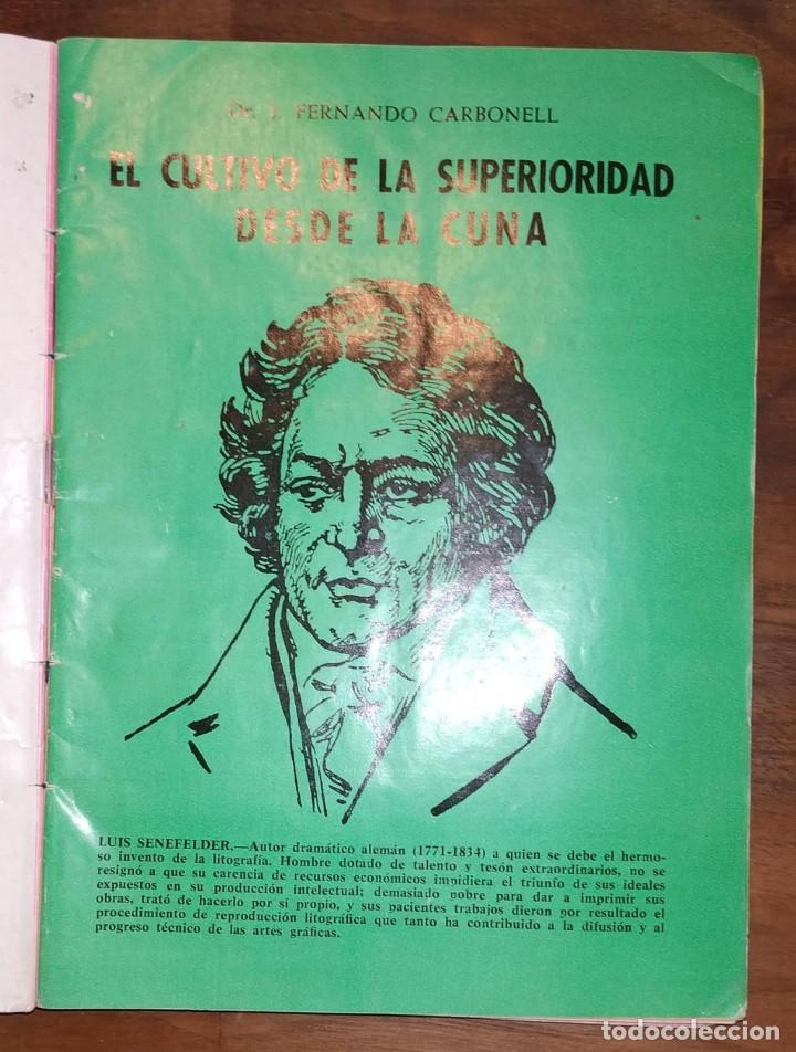 Libros de segunda mano: GRAN LOTE ENCICLOPEDIA DE LA SALUD. 60 EJEMPLARES DEL 21 AL 80. FASCICULOS DE TEMAS SANITARIOS. 1958 - Foto 7 - 236075985