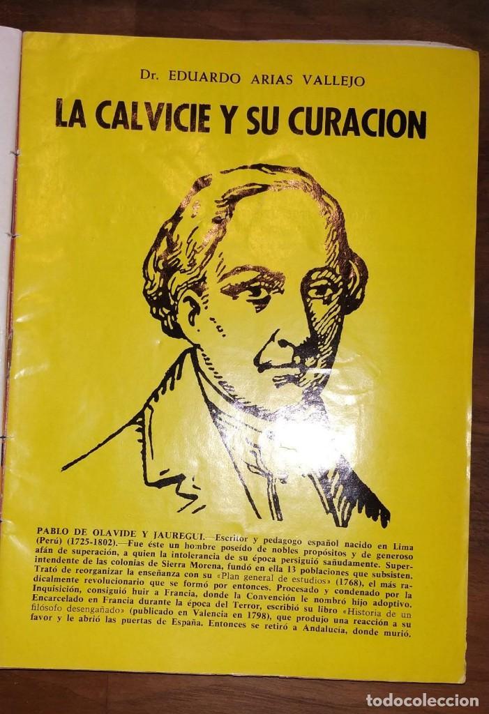 Libros de segunda mano: GRAN LOTE ENCICLOPEDIA DE LA SALUD. 60 EJEMPLARES DEL 21 AL 80. FASCICULOS DE TEMAS SANITARIOS. 1958 - Foto 9 - 236075985