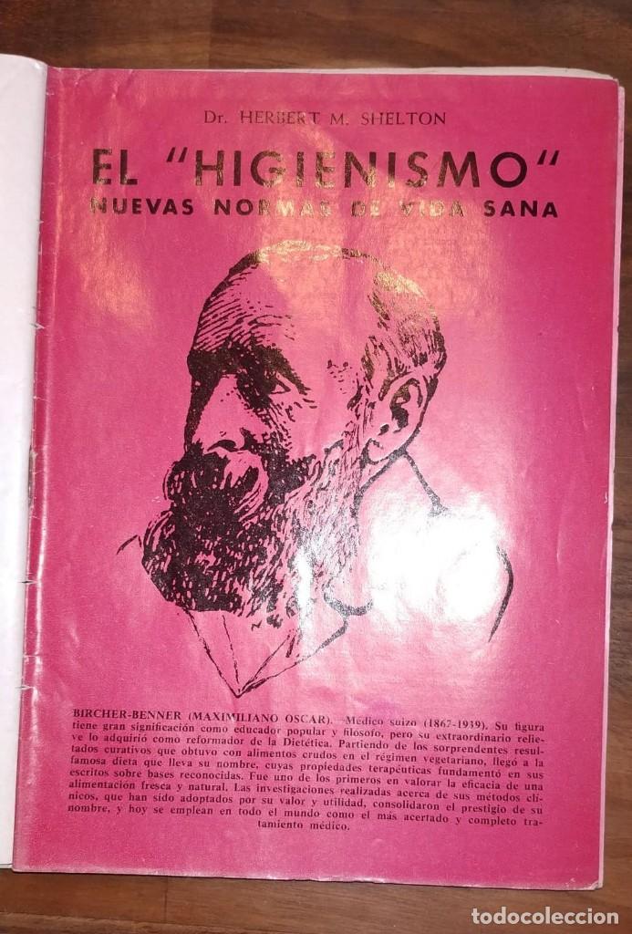 Libros de segunda mano: GRAN LOTE ENCICLOPEDIA DE LA SALUD. 60 EJEMPLARES DEL 21 AL 80. FASCICULOS DE TEMAS SANITARIOS. 1958 - Foto 10 - 236075985
