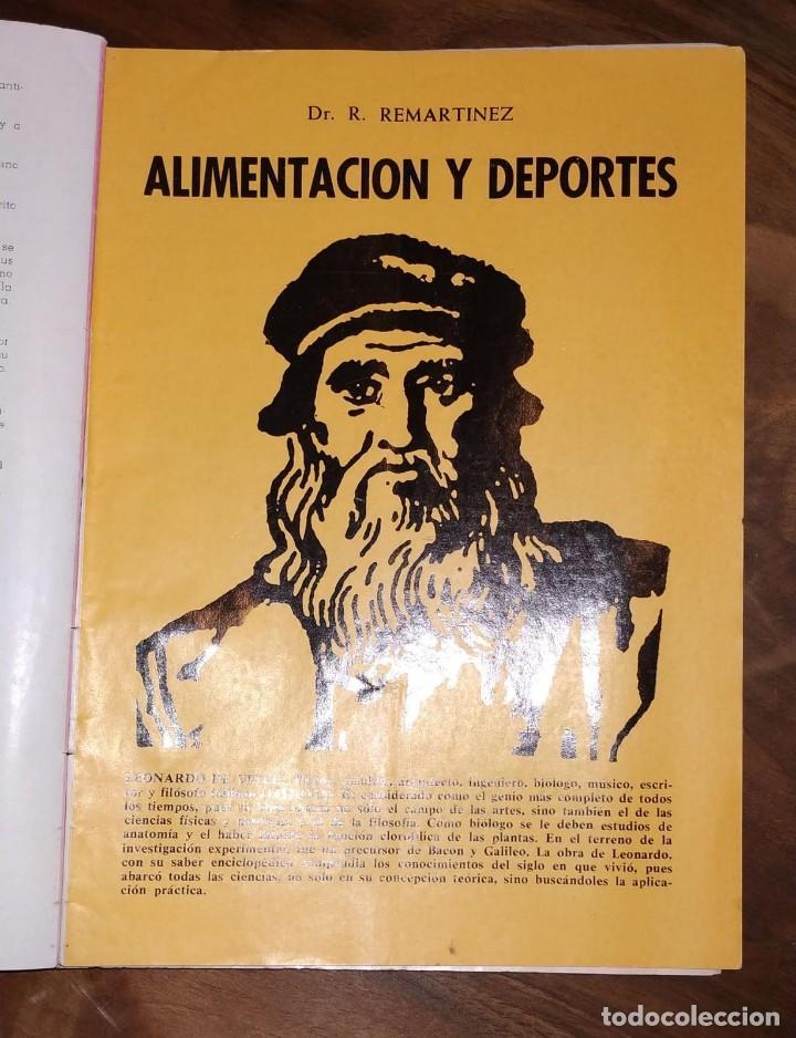 Libros de segunda mano: GRAN LOTE ENCICLOPEDIA DE LA SALUD. 60 EJEMPLARES DEL 21 AL 80. FASCICULOS DE TEMAS SANITARIOS. 1958 - Foto 13 - 236075985