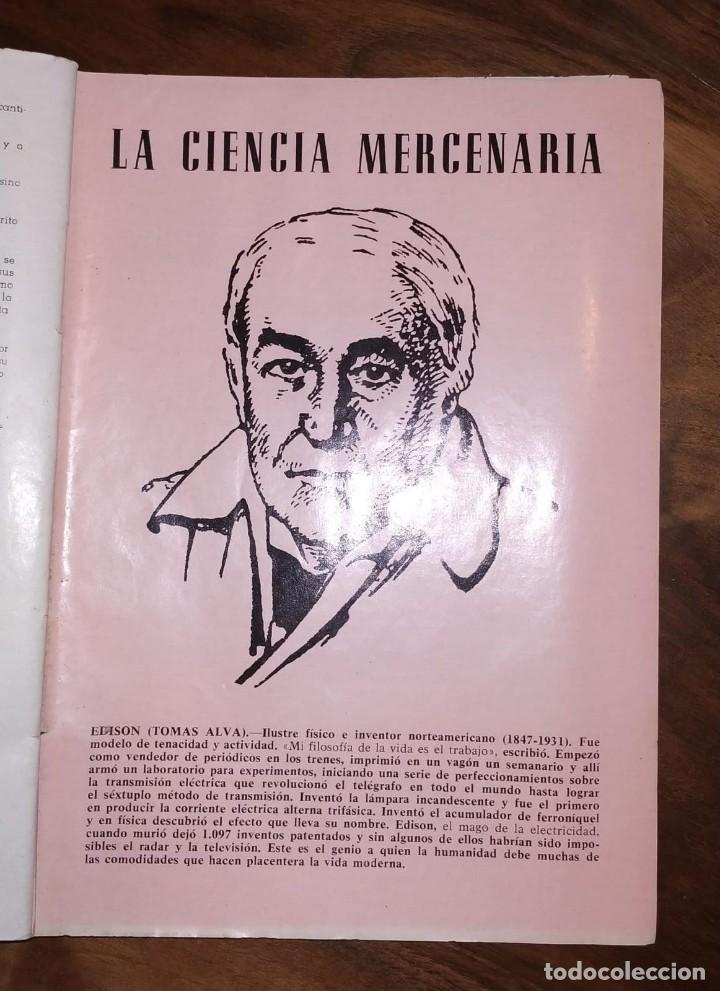 Libros de segunda mano: GRAN LOTE ENCICLOPEDIA DE LA SALUD. 60 EJEMPLARES DEL 21 AL 80. FASCICULOS DE TEMAS SANITARIOS. 1958 - Foto 14 - 236075985