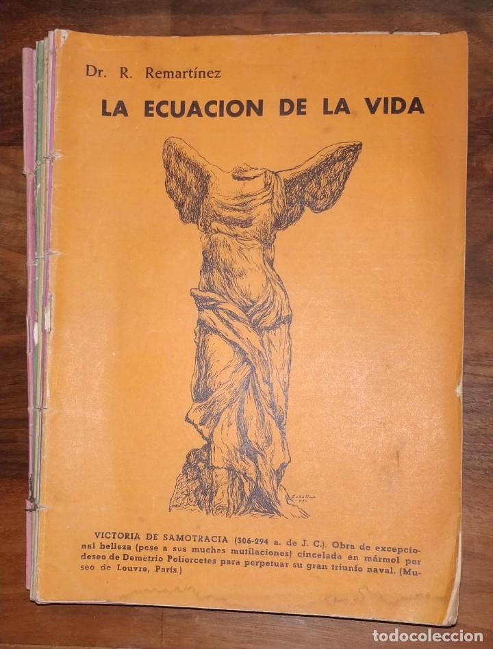 Libros de segunda mano: GRAN LOTE ENCICLOPEDIA DE LA SALUD. 60 EJEMPLARES DEL 21 AL 80. FASCICULOS DE TEMAS SANITARIOS. 1958 - Foto 15 - 236075985