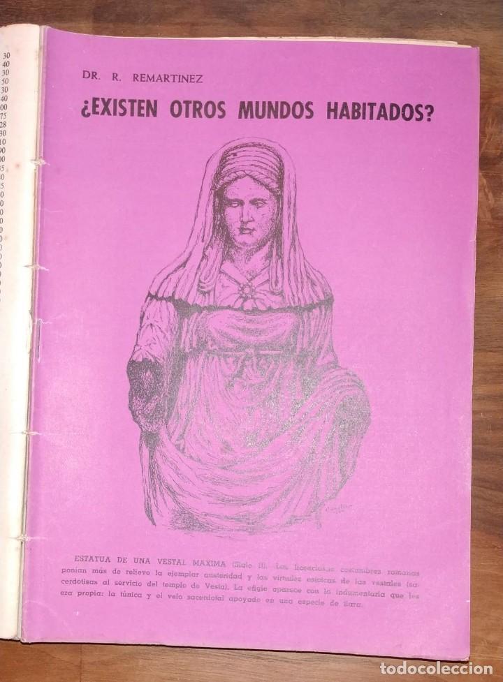 Libros de segunda mano: GRAN LOTE ENCICLOPEDIA DE LA SALUD. 60 EJEMPLARES DEL 21 AL 80. FASCICULOS DE TEMAS SANITARIOS. 1958 - Foto 16 - 236075985
