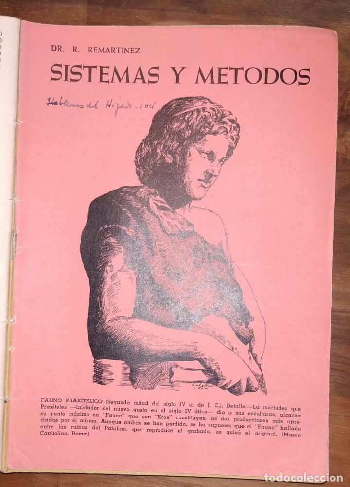 Libros de segunda mano: GRAN LOTE ENCICLOPEDIA DE LA SALUD. 60 EJEMPLARES DEL 21 AL 80. FASCICULOS DE TEMAS SANITARIOS. 1958 - Foto 18 - 236075985
