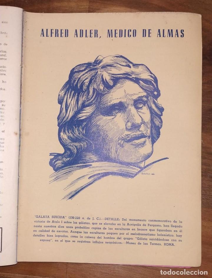 Libros de segunda mano: GRAN LOTE ENCICLOPEDIA DE LA SALUD. 60 EJEMPLARES DEL 21 AL 80. FASCICULOS DE TEMAS SANITARIOS. 1958 - Foto 23 - 236075985